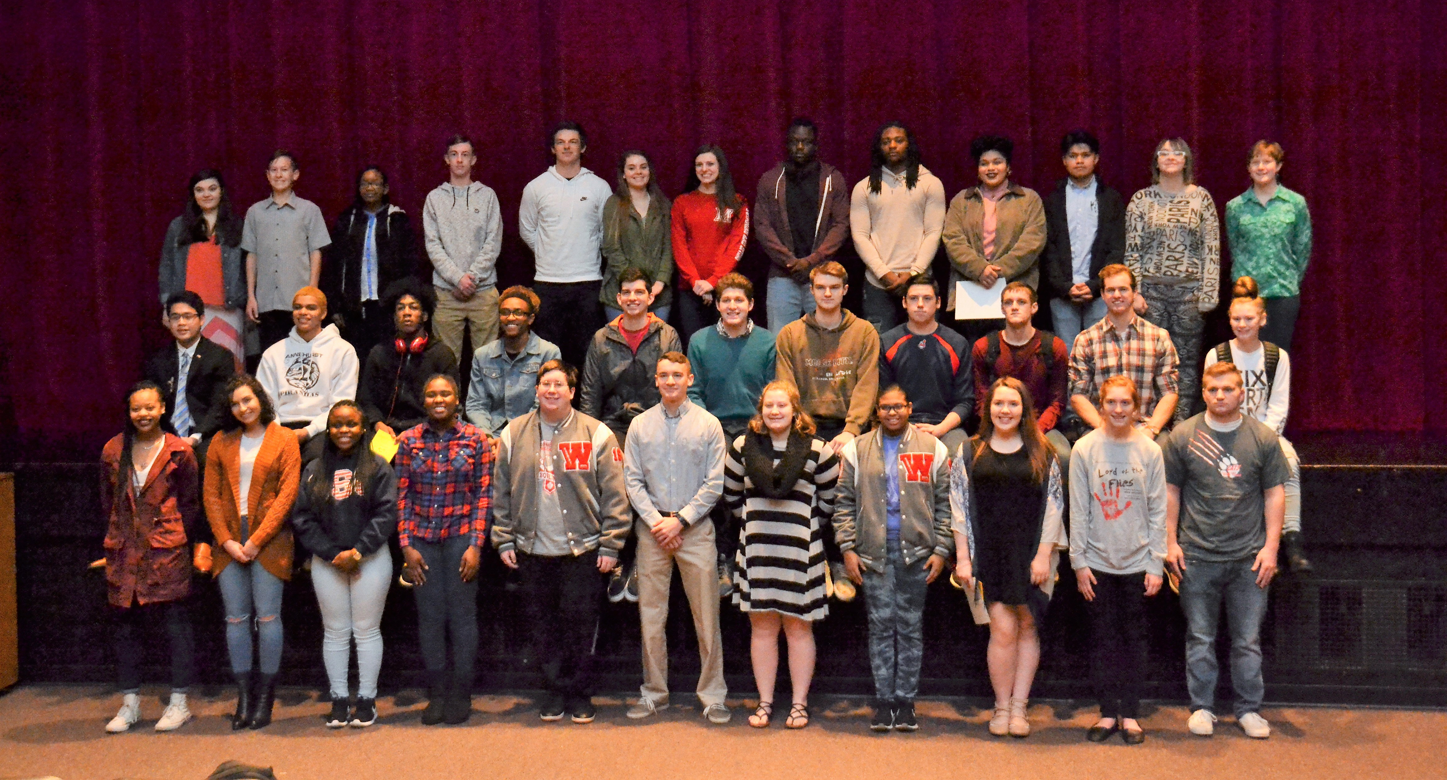 Spring 2016 Cats with Class.