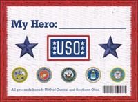 USO My Hero Card