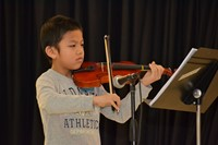 Third Grade Talent is Celebrated at Alcott Elementary School