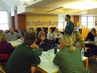 Westerville Staff Learns How to Motivate Students