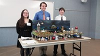 Westerville Middle School Students Place at State Future City Competition