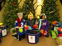 Alcott's Giving Tree Helps Local Families Stay Warm