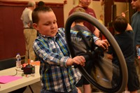 Families Pack Westerville North for Nationwide Children's <i>Starry Night</i>