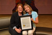 Board, Superintendent Recognize Parent Volunteer Groups