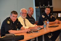 School Leaders, Emergency Personnel Partner to Provide Safe Learning Environment
