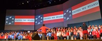 "Third Graders Bring the House Down at Patriotic Concert Entitled ""United We Stand"""