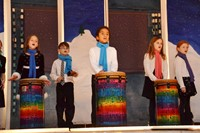 Whittier Second Grade Students Perform in <i>A Winter Spectacular</i>