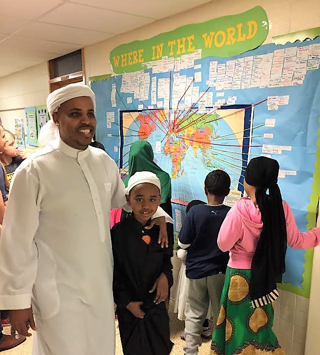 Cherrington Multicultural Night