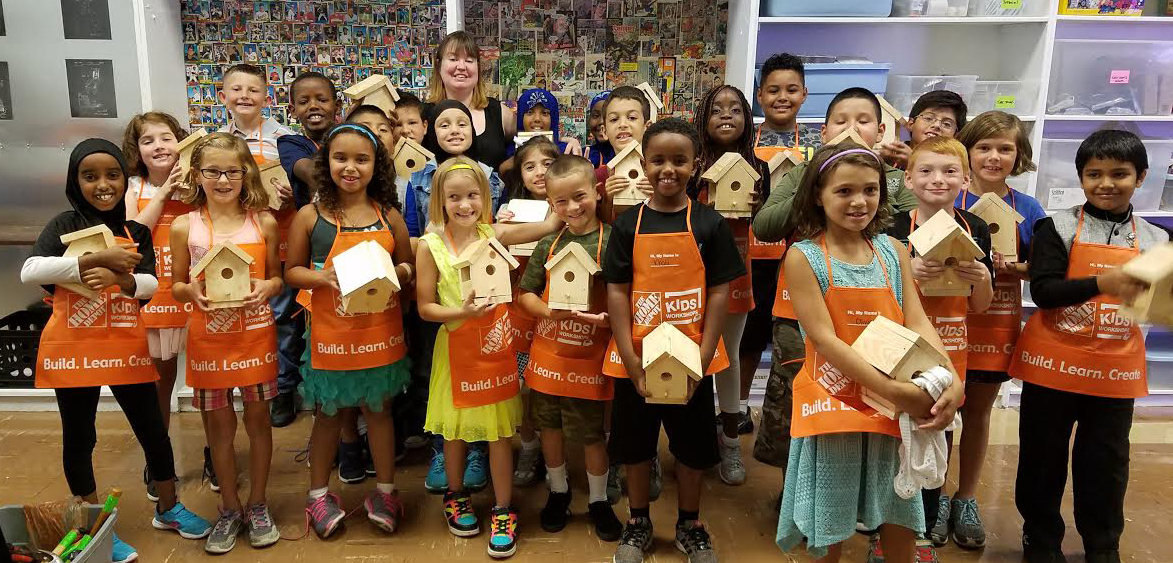 Hawthorne bird houses