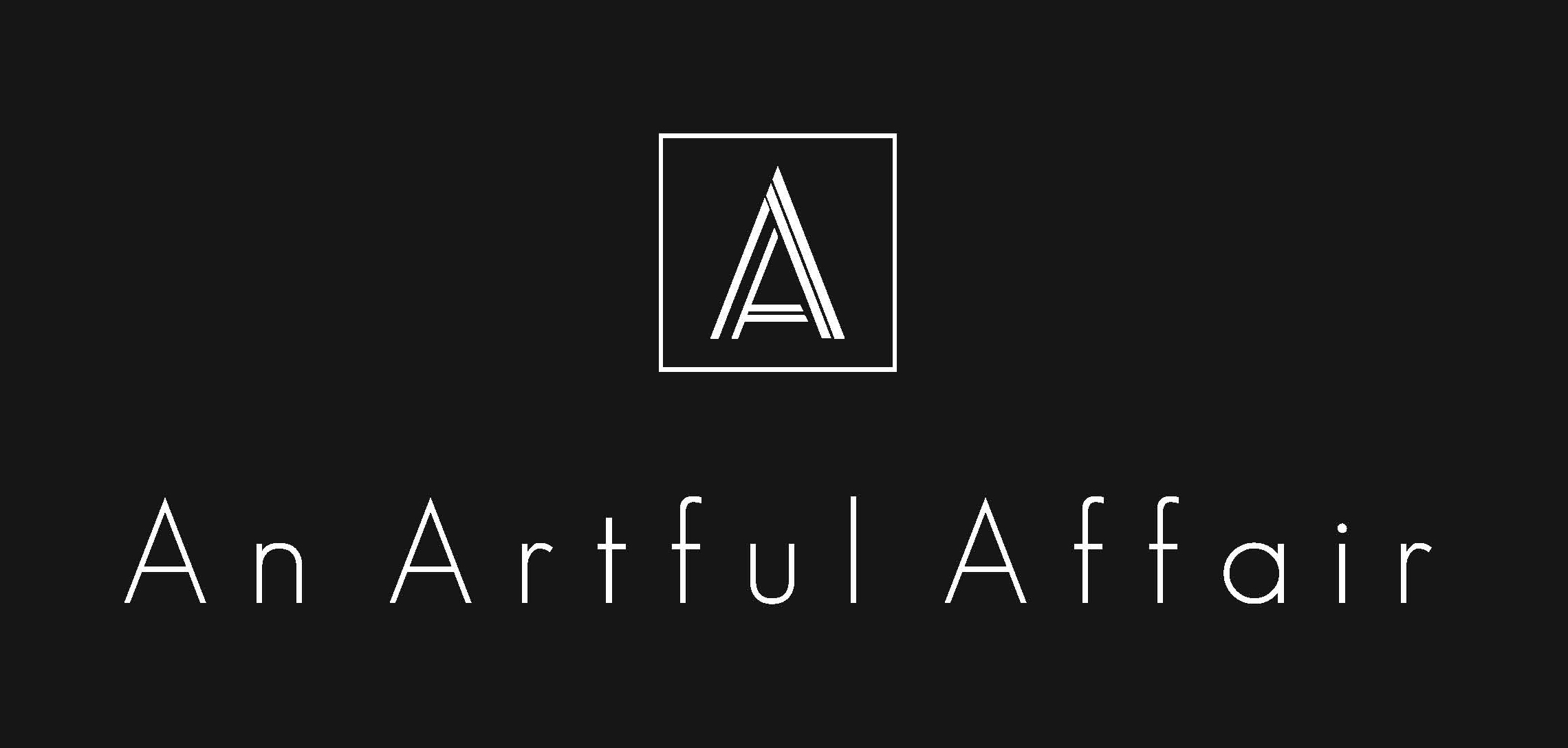 An Artful Affair Event Logo