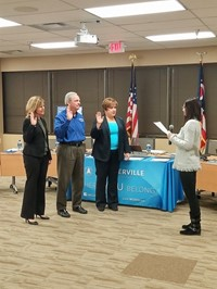 New School Board Swearing In