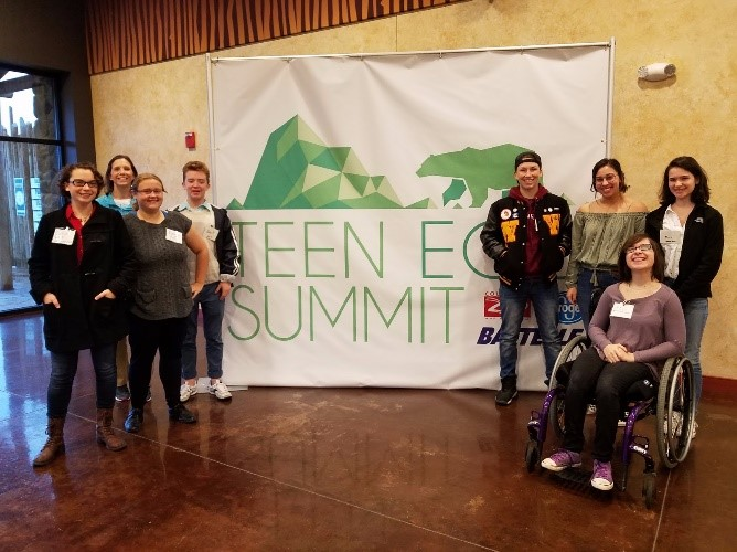 Westerville North's EcoSummit Team