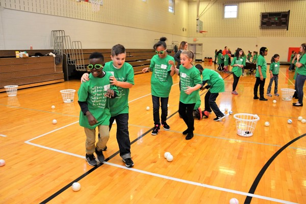 The 11th annual Elementary Leadership Summit was held on December 2.