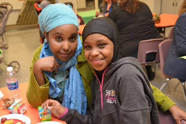 Diversity is celebrated at Wilder's annual Peace Lunch.
