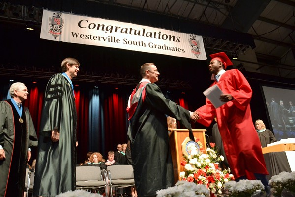 Westerville South Graduation Class of 2017