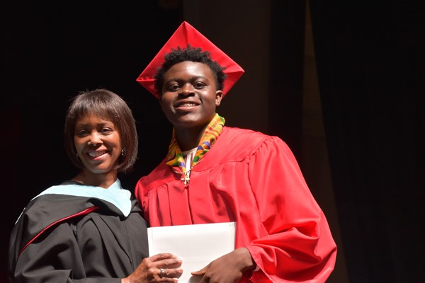 Westerville South Commencement 2018