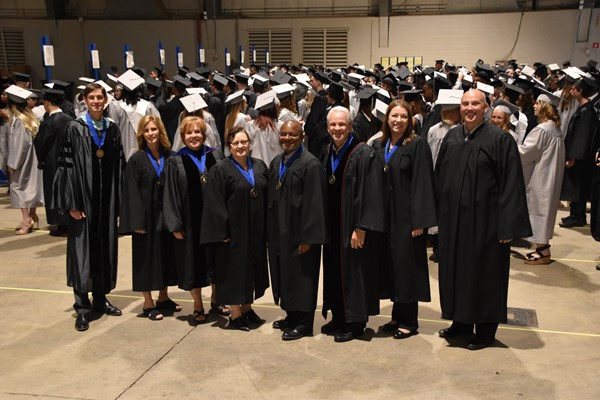 Westerville Central Graduation May 25, 2019