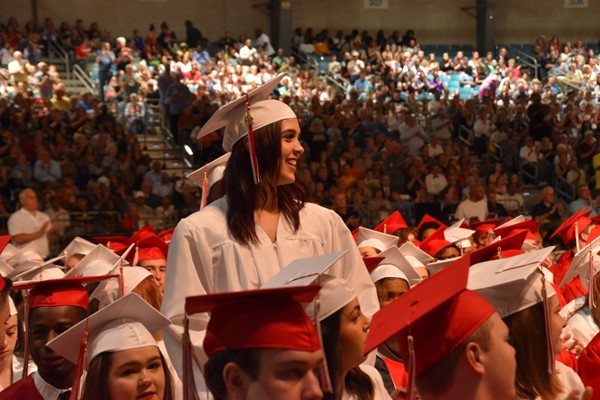 Westerville South Graduation May 25, 2019