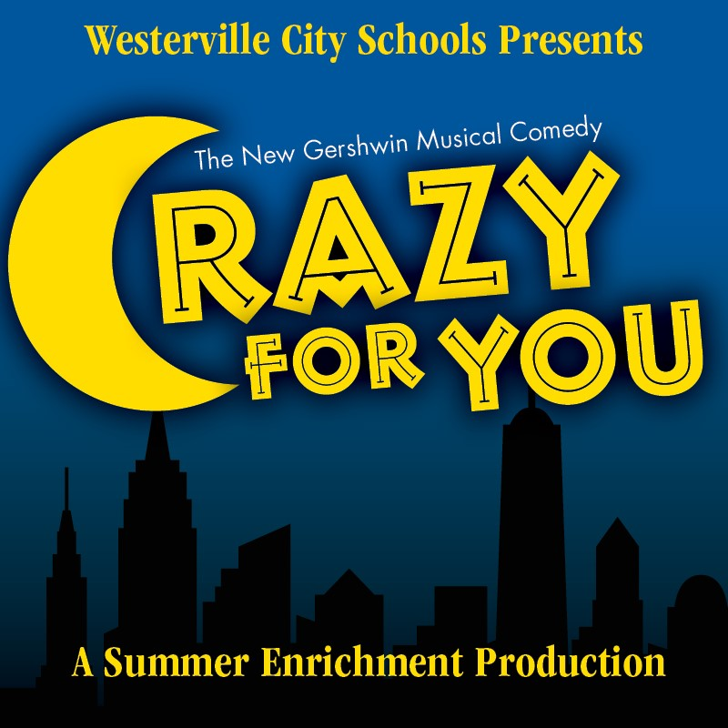 Crazy for You Logo
