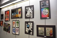 Student Creativity is Celebrated at Elementary and Secondary Art Shows