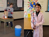 "Emerson Students Partake in ""Genius Hour"""