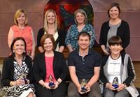 Eight Stellar Employees Earn A+ Awards