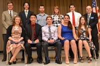 Westerville Kiwanis Honors South Scholars at 54th Academic Varsity Awards Banquet