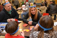 Game Night Brings Out the Giggles at Whittier Elementary School