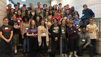 Westerville South Theatre Troupe 513 Sweeps at State Thespian Conference