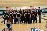 Bowl-A-Thon Executive Challenge Participants