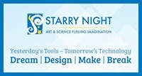 Starry Night information logo