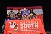 South Athletes Signing Letters of Intent