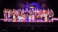 Students from Westerville Central, North and South high school were chosen to perform in the All-Ohio Show.
