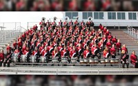 The Westerville South Marching Band