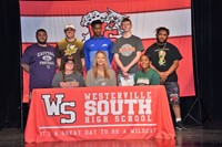 WSHS Student Athletes Signing Letters of Intent
