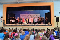 Whittier Elementary School presented Annie Jr.