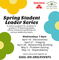 2021 Spring Student Leadership Series