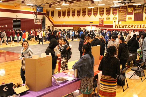 Westerville North's Cultural Celebration (January 31, 2020)